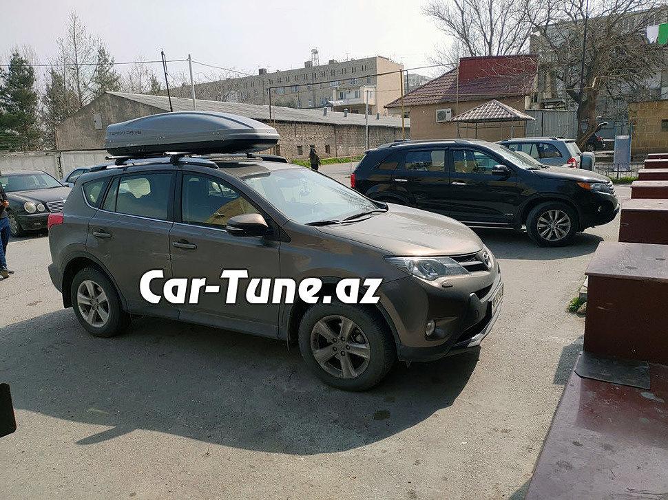 Terra Drive 480L на Toyota Rav-4